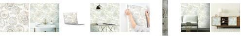 York Wallcoverings Bohemian Peel & Stick Wallpaper