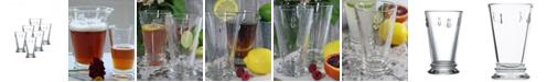 La Rochere La Rochere Napoleon Bee 11.5-ounce Double Old Fashioned Glass, Set of 6