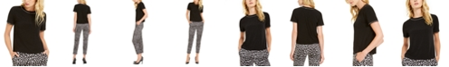 Michael Kors Stud-Trim Top, Regular & Petite Sizes