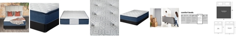 "iGravity 13"" Plush Pillow Top Mattress Set- King"