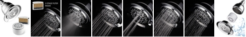 HotelSpa 6-Setting Filtered Shower Head