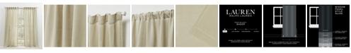 """Lauren Ralph Lauren Engel Solid Tab/Rod Pocket Curtain Panel, 54"""" x 96"""""""