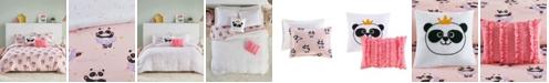 Urban Habitat Piper 5-Piece Full/Queen Reversible Comforter Set