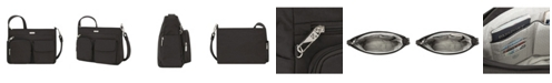 Travelon Anti-Theft Essentials Patch Pocket Crossbody