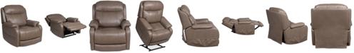 Furniture Kolbie Leather Power Lift Reclining Chair