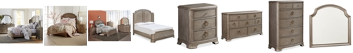 Furniture Kelly Ripa Home Hayley Bedroom Furniture Collection