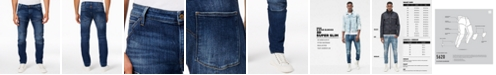 G-Star Raw G-Star Men's 5620 Deconstructed 3D Slim-Fit Stretch Jeans, Created for Macy's