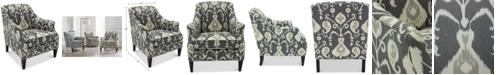 Furniture Brindi Fabric Club Chair