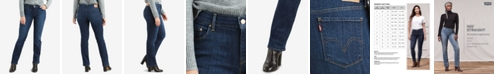 Levi's Women's 505 Straight-Leg Jeans
