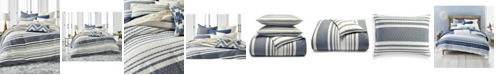 Lucky Brand Stripe Bed 2-Pc. Twin/Twin XL Duvet Cover Set, Created for Macy's