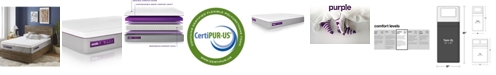 "Purple .3 Hybrid Premier 12"" Mattress - Twin XL"