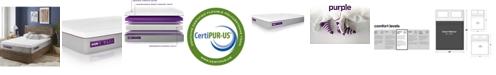 """Purple .3 Hybrid Premier 12"""" Mattress - Queen"""