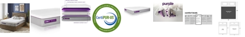 "Purple .3 Hybrid Premier 12"" Mattress - King"