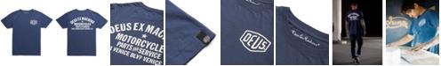 Deus Ex Machina Men's Logo Graphic T-Shirt