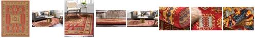 """Bridgeport Home Harik Har6 Red 12' 2"""" x 16' Area Rug"""