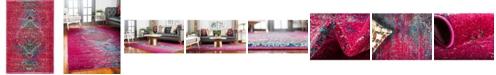 """Bridgeport Home Brio Bri6 Pink 2' 2"""" x 3' Area Rug"""