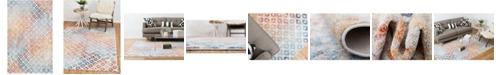 "Bridgeport Home Prizem Shag Prz2 Multi 3' 3"" x 5' 3"" Area Rug"