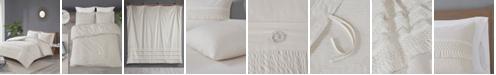Intelligent Design Madison Park Amaya 3-Pc. Cotton Seersucker Bedding Sets