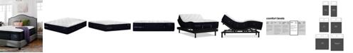 "Stearns & Foster  Estate Cassatt 14.5"" Luxury Plush Mattress Collection"