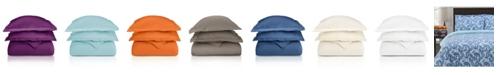 Superior Flannel Cotton Duvet Cover Set - Twin