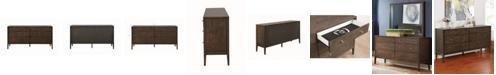 Coaster Home Furnishings Lompoc 6-Drawer Dresser