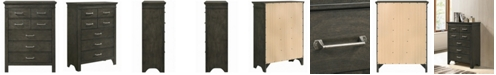 Coaster Home Furnishings Newberry 5-Drawer Chest