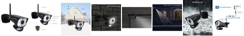 CasaCam Extra Camera With LED Spotlight