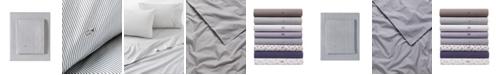 Lacoste Pinstripes Standard Pillowcase Pair