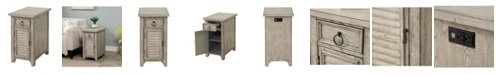 Coast to Coast One Door/One Drawer Accent Table