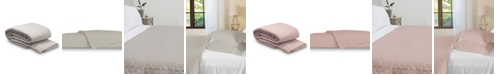 Jennifer Adams Home Jennifer Adams Madison Queen Blanket/Coverlet