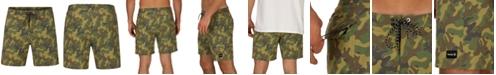 "Hurley Men's Beachside Island Hybrid 18"" Shorts"