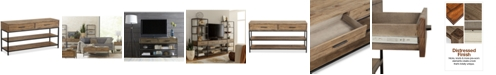 Furniture Gatlin TV Stand, Created for Macy's