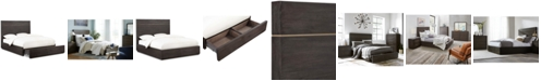 Furniture Cambridge Storage Full Platform Bed, Created for Macy's
