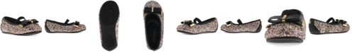 Michael Kors Michael Kors Toddler Girls Tori Vista Flats