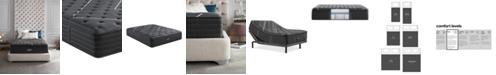 """Beautyrest  K-Class 17.5"""" Firm Pillow Top Mattress Collection"""