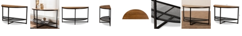 Furniture Chesson Console Table, Quick Ship