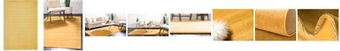 Bridgeport Home Axbridge Axb3 Gold 4' x 6' Area Rug