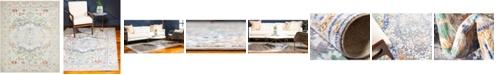 Bridgeport Home Malin Mal2 Light Gray 8' x 10' Area Rug
