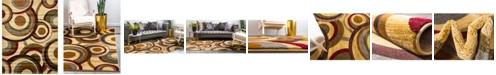 Bridgeport Home Kallista Kal3 Beige 9' x 12' Area Rug