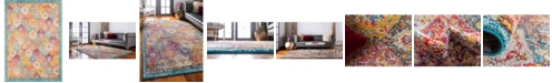 Bridgeport Home Lorem Lor2 Multi 10' x 14' Area Rug