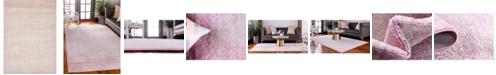 Bridgeport Home Mobley Mob2 Pink 9' x 12' Area Rug