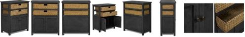 Click Decor Nelson Storage Cabinet