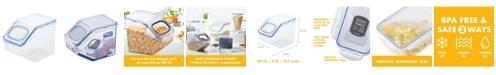 Lock n Lock Easy Essentials 10.6-Cup Food Storage Container with Flip Lid