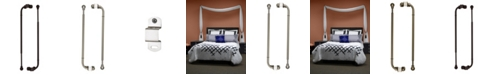 Versailles Home Fashions Swing Arm with Ball Fial Collection