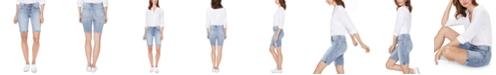 NYDJ Roll-Hem Briella Denim Shorts