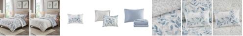 Madison Park Essentials Sofia Reversible 8-Piece Full Bedding Set