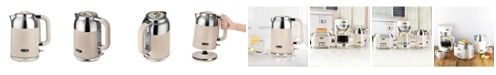 Kalorik 1.7 Liter Retro Electric Tea Kettle