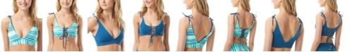Vince Camuto Reversible Convertible Bikini Top