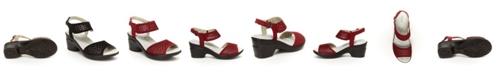 JBU Toledo Comfort Wedge Sandal
