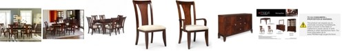Furniture CLOSEOUT! Metropolitan Dining Room Furniture, Created for Macy's